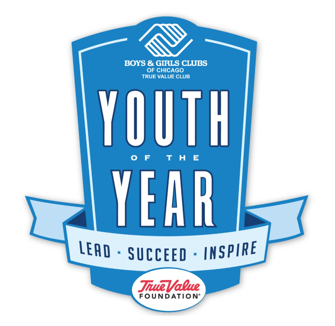 True Value Club Youth of the Year Logo